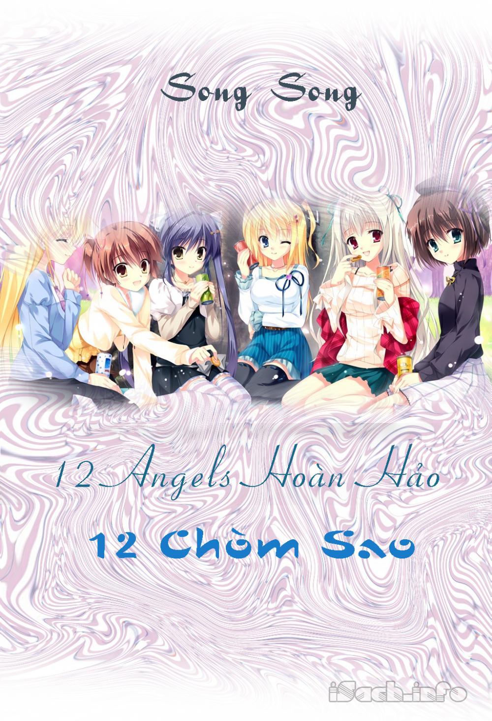 12 Angels Hoàn Hảo - 12 Chòm Sao