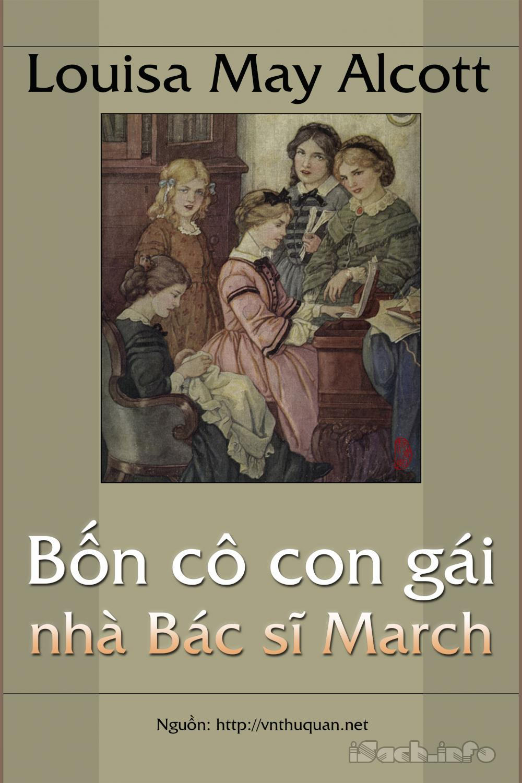 4 Cô Con Gái Nhà Bác Sỹ March