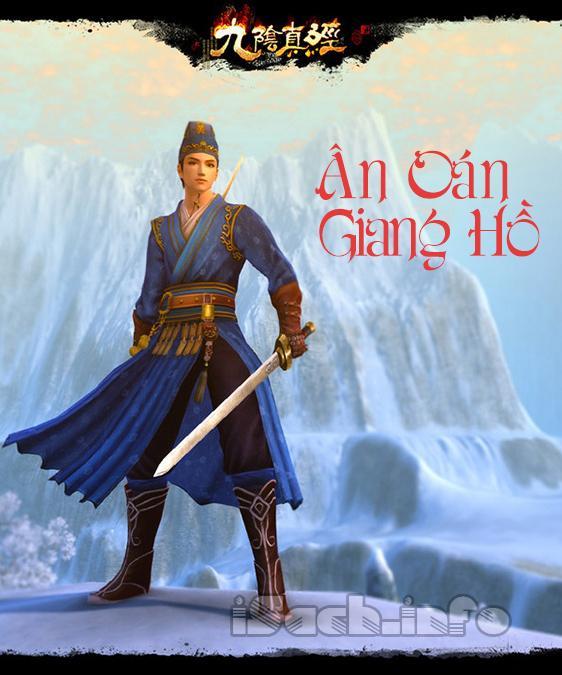 Ân Oán Giang Hồ