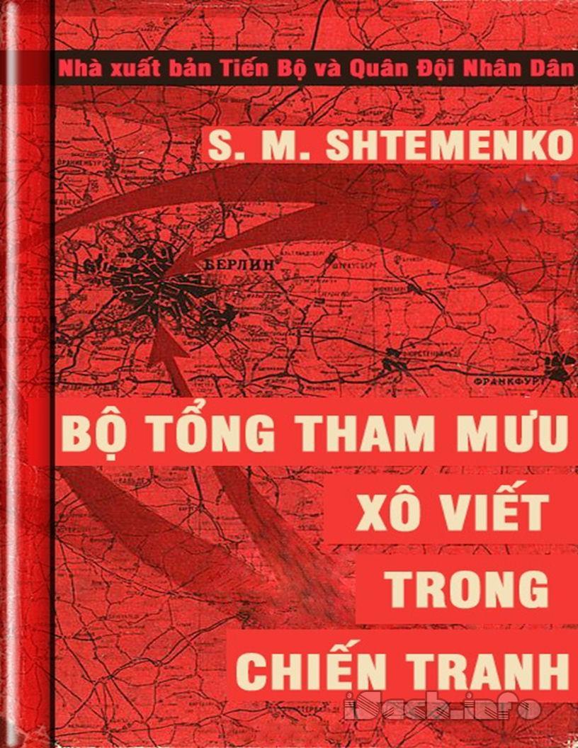 Bộ Tổng Tham Mưu Xô Viết Trong Chiến Tranh