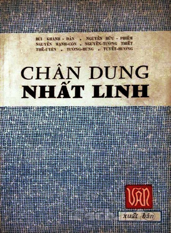 Chân Dung Nhất Linh