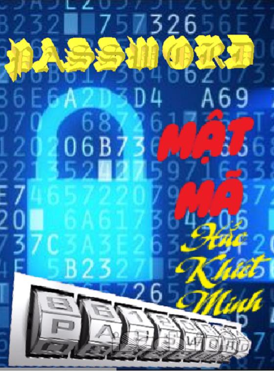 Mật Mã - Password