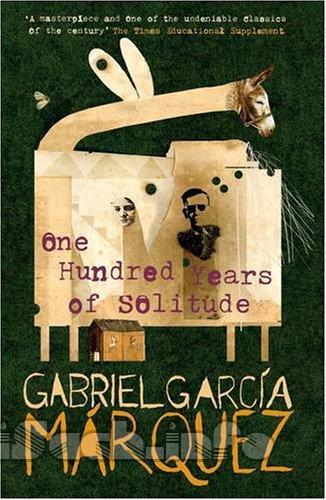 the intention of carrying various interpretations in the book one hundred years of solitude