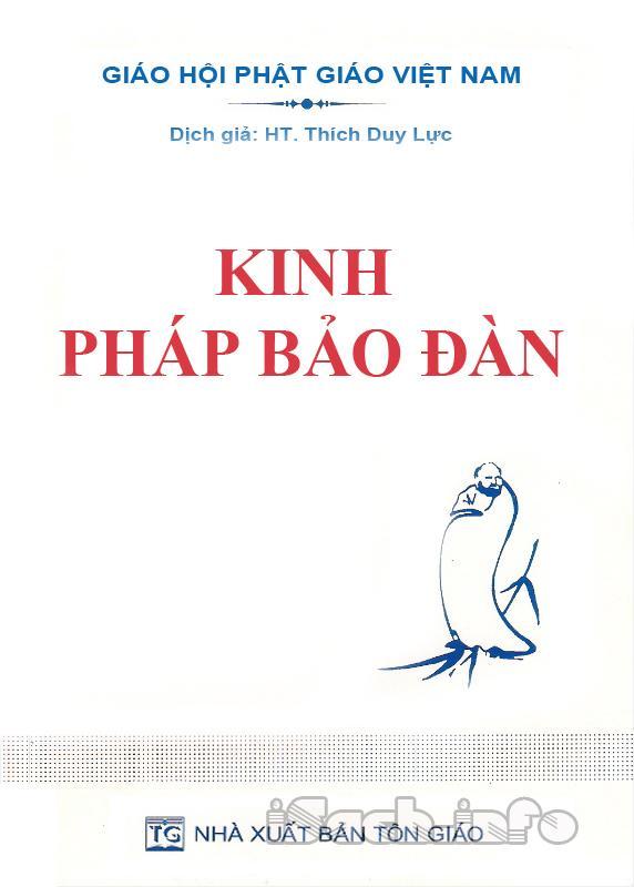PHAP BAO DAN KINH EBOOK DOWNLOAD
