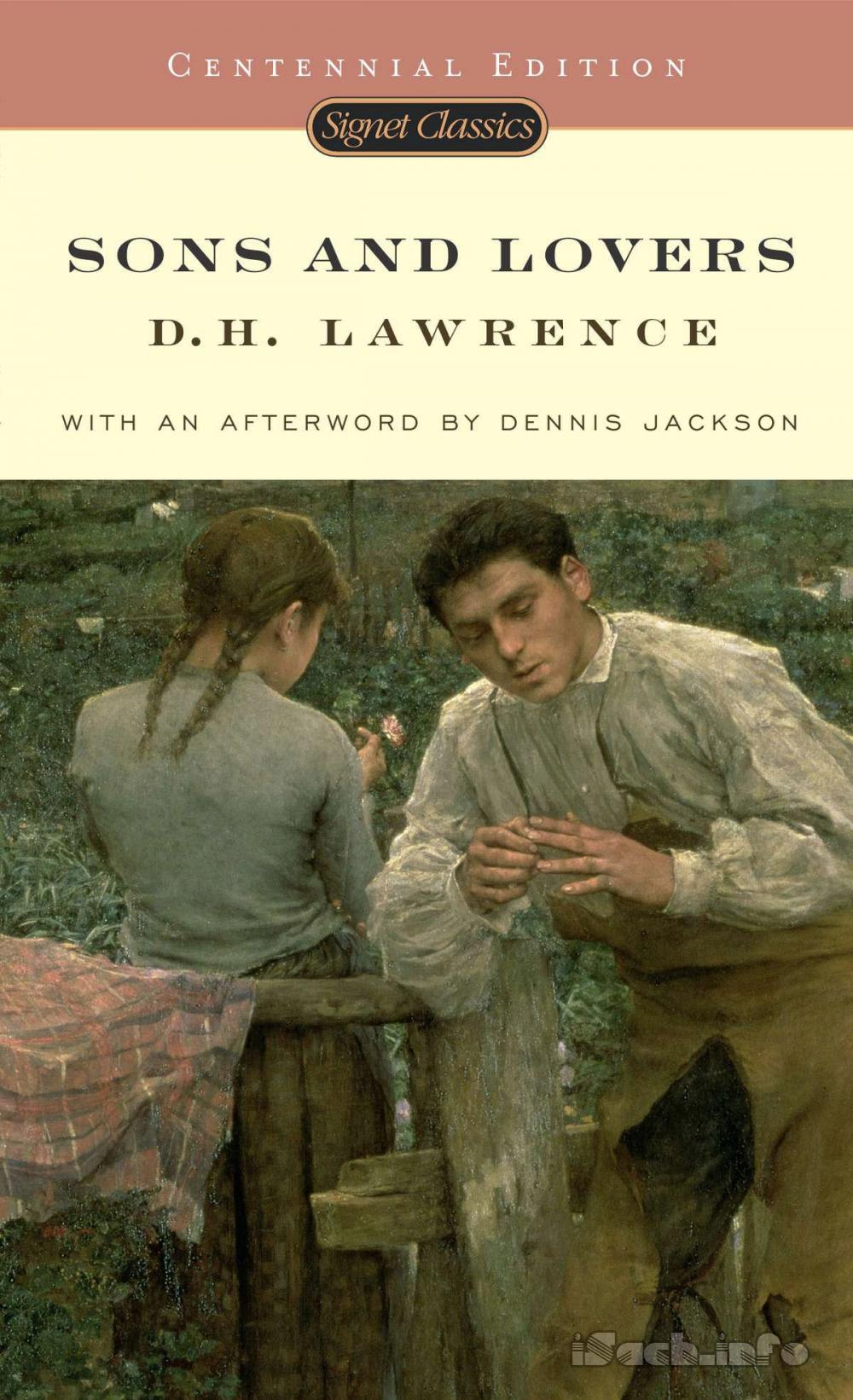 nature in sons and lovers by d h lawrence essay