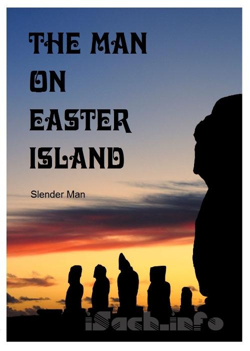 The Man On Easter Island