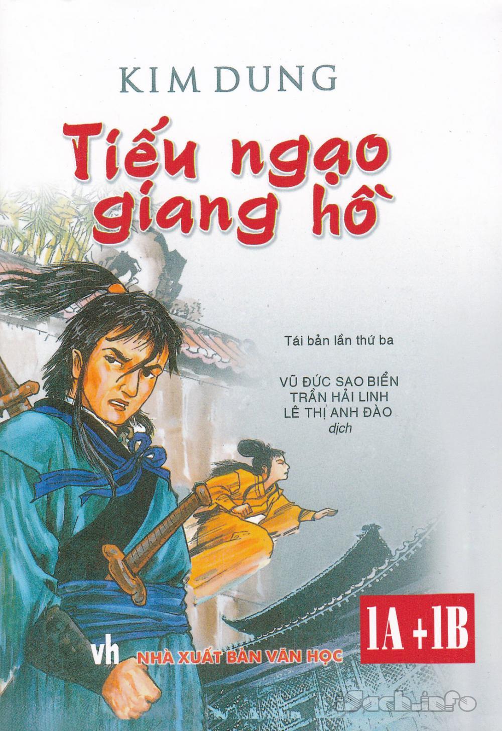 Truyen Tieu Ngao Giang Ho Pdf