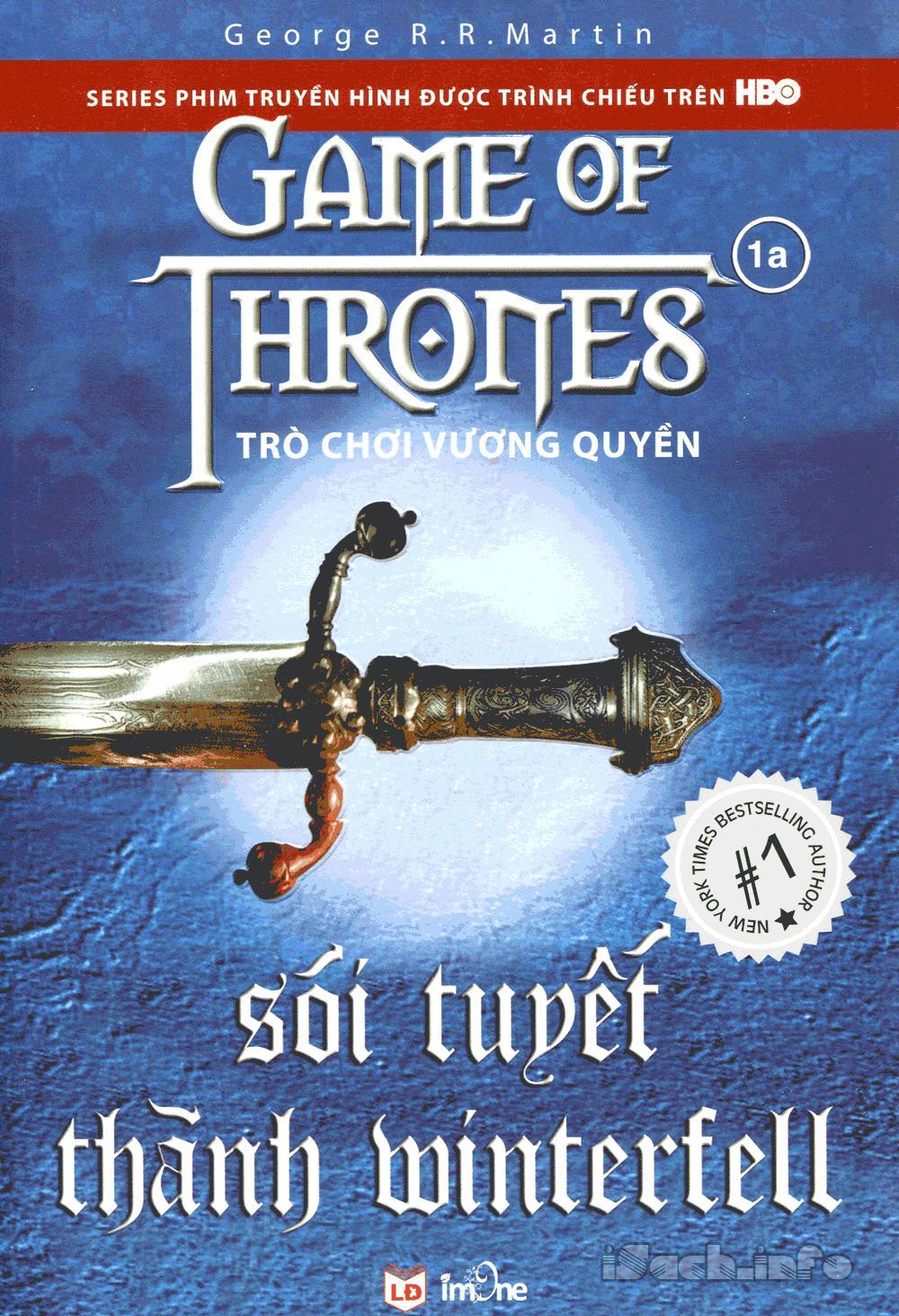 Trò Chơi Vương Quyền 1A - Sói Tuyết Thành Winterfell